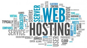 Website, Hosting, Servers